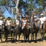 Hens Party Ride at Margaret River